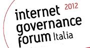 Internet Governance: IGF Italia 2012